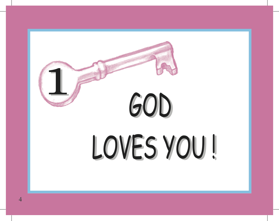 Lively image throughout four spiritual laws printable